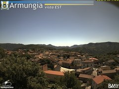 view from Armungia on 2020-05-28