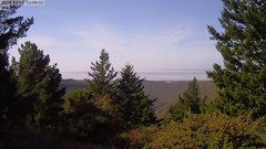 view from Kings Mountain on 2019-10-12