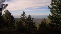 view from Kings Mountain on 2020-01-07