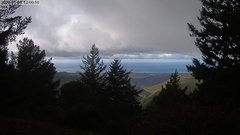 view from Kings Mountain on 2020-01-09