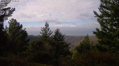 view from Kings Mountain on 2020-01-12
