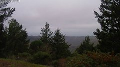 view from Kings Mountain on 2020-01-21