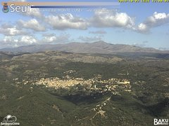 view from Monte Lusei Seui on 2019-10-03