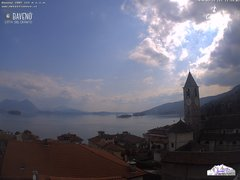 view from Baveno on 2020-03-25
