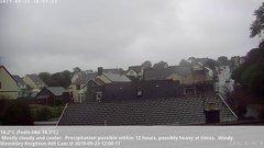 view from Wembury, Devon. Knighton Hill Cam on 2019-09-23