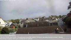 view from Wembury, Devon. Knighton Hill Cam on 2019-10-15