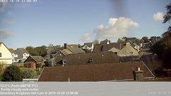 view from Wembury, Devon. Knighton Hill Cam on 2019-10-20