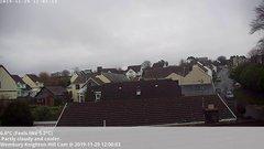 view from Wembury, Devon. Knighton Hill Cam on 2019-11-29