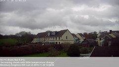 view from Wembury, Devon. Knighton Hill Cam on 2019-11-30