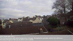 view from Wembury, Devon. Knighton Hill Cam on 2019-12-04