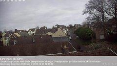 view from Wembury, Devon. Knighton Hill Cam on 2019-12-05