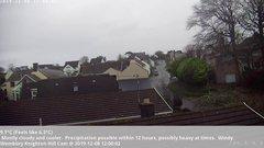 view from Wembury, Devon. Knighton Hill Cam on 2019-12-08