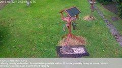 view from Wembury, Devon. Garden Cam on 2019-09-23