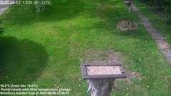 view from Wembury, Devon. Garden Cam on 2020-08-02