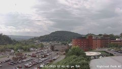 view from Highland Park Hose Co. #2 on 2019-09-12