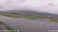 view from Mifflin County Airport (west) on 2019-10-20
