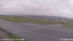 view from Mifflin County Airport (west) on 2019-11-18