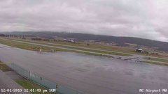 view from Mifflin County Airport (west) on 2019-12-01