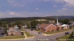 view from Highland Park Hose Co. #1 on 2019-09-10