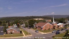 view from Highland Park Hose Co. #1 on 2019-09-11