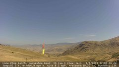 view from Horseshoe Bend, Idaho CAM1 on 2019-09-05