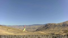 view from Horseshoe Bend, Idaho CAM1 on 2019-10-07