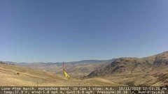 view from Horseshoe Bend, Idaho CAM1 on 2019-10-11