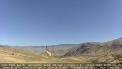 view from Horseshoe Bend, Idaho CAM1 on 2019-10-12