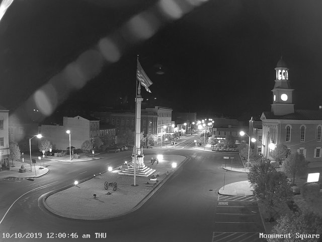 time-lapse frame, 13 East Market Street - Lewistown PA (west) webcam