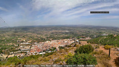 view from Enguera ADENE on 2020-09-14