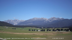 view from Pian Cansiglio - Casera Le Rotte on 2019-09-13