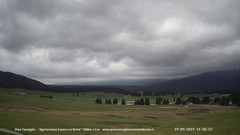 view from Pian Cansiglio - Casera Le Rotte on 2019-09-19