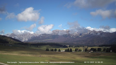 view from Pian Cansiglio - Casera Le Rotte on 2019-11-04