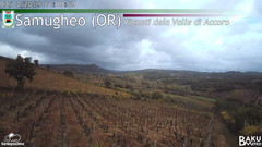 view from Samugheo on 2019-11-03