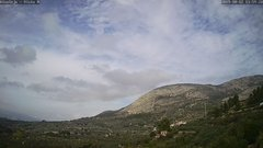 view from Alcoleja - Beniafé on 2019-10-12