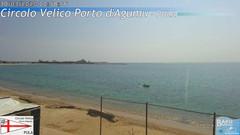 view from Porto d'Agumu on 2020-03-30