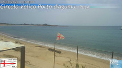 view from Porto d'Agumu on 2020-05-17