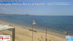 view from Porto d'Agumu on 2020-05-20