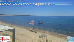 view from Porto d'Agumu on 2020-05-22