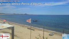 view from Porto d'Agumu on 2020-05-24