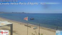 view from Porto d'Agumu on 2020-05-25