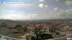 view from Escalaplano on 2019-09-23