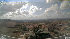 view from Escalaplano on 2019-10-14