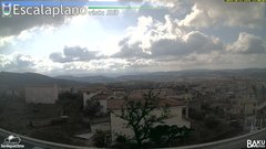 view from Escalaplano on 2019-10-22