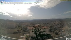 view from Escalaplano on 2019-10-24