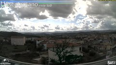 view from Escalaplano on 2019-11-06