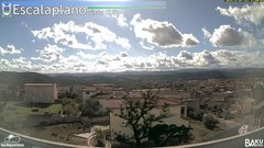 view from Escalaplano on 2019-11-07