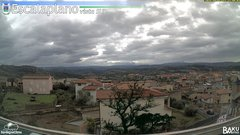 view from Escalaplano on 2019-11-12