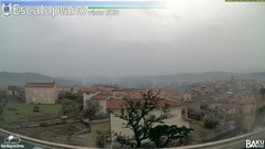 view from Escalaplano on 2019-11-16
