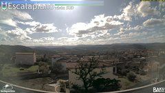 view from Escalaplano on 2019-11-18